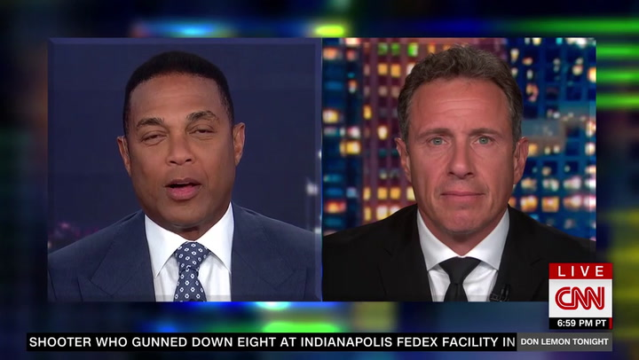 CNN's Cuomo: Unvaccinated Are Ignorant, Arrogant  -- They Have 'Misplaced Sense of Righteous Indignation'