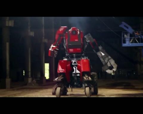 Mirá cómo fue la épica batalla de robots gigantes entre EEUU y Japón