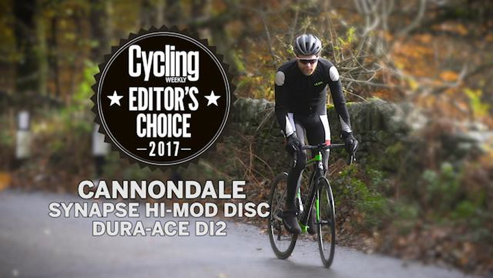 Cannondale Synapse Hi-Mod Disc Red eTap review review - Cycling Weekly
