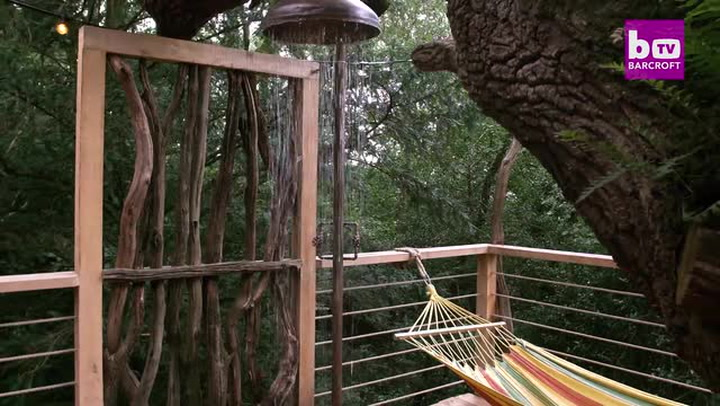 Step inside the ultra-luxurious tree house worth a whopping