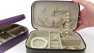 1402RL-18 Aristo Jewelry Case