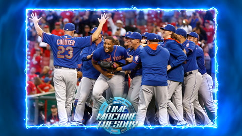 David Wright and Mets clinch NL East in 2015