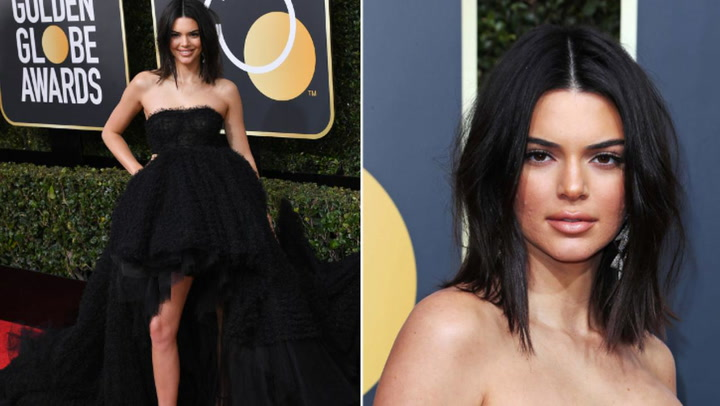 Kendall Jenner Poses Half-Naked After Nude Instagram Photo
