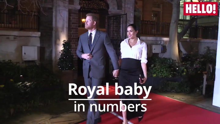 Royal Baby In Numbers