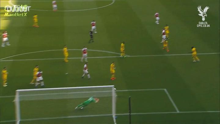 Vicente Guaita's best Crystal Palace saves