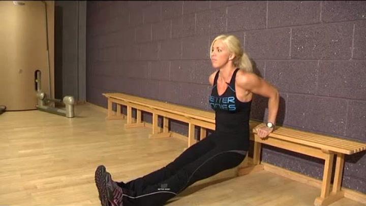Hvordan gjøre styrketrening på sengekanten