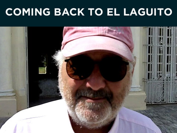 Marvin Returns to El Laguito