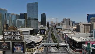 After 78 days without gambling Las Vegas casinos begin to reopen