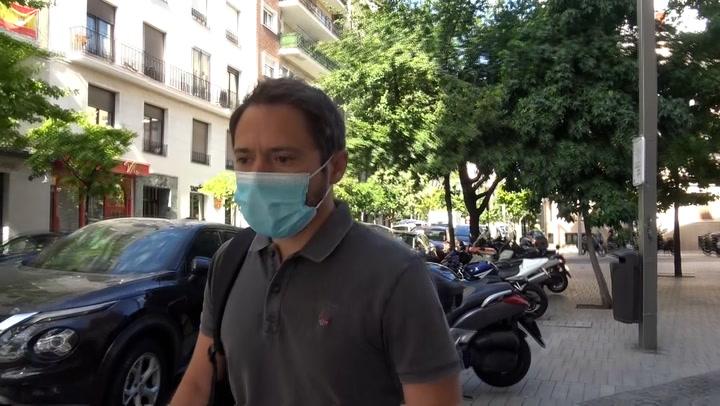 Manuel Martos habla por primera vez tras el anuncio de su separación