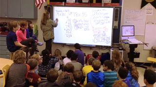Multiplication Number Talk: Fourth & Fifth Grade