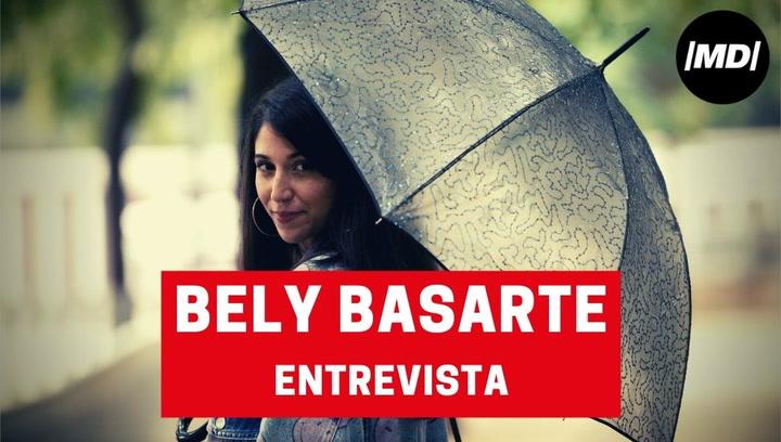 Entrevista a la cantante Bely Basarte