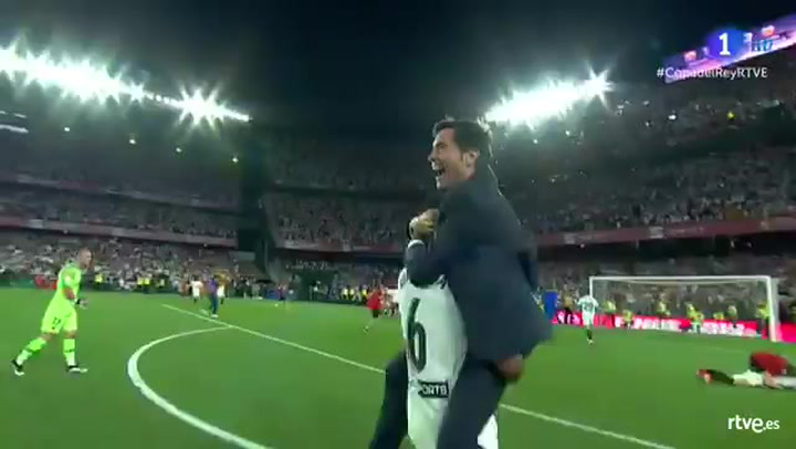 El Valencia se proclama campeón de la Copa del Rey