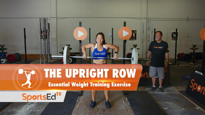 Upright Row For All