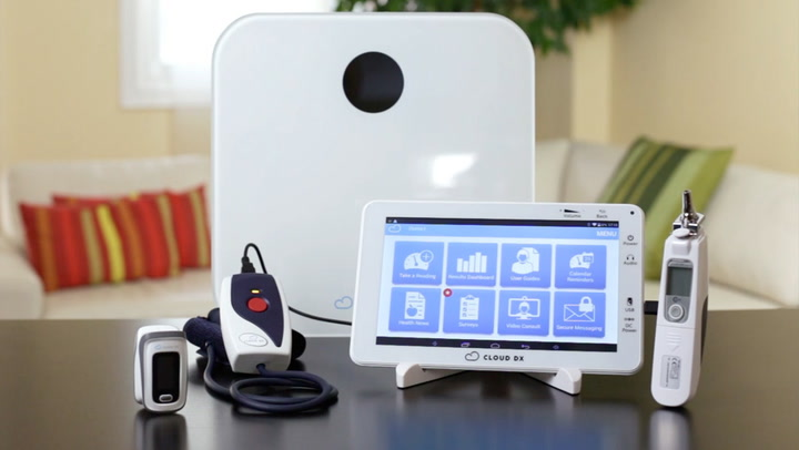 Cloud DX: Disrupting Remote Patient Monitoring