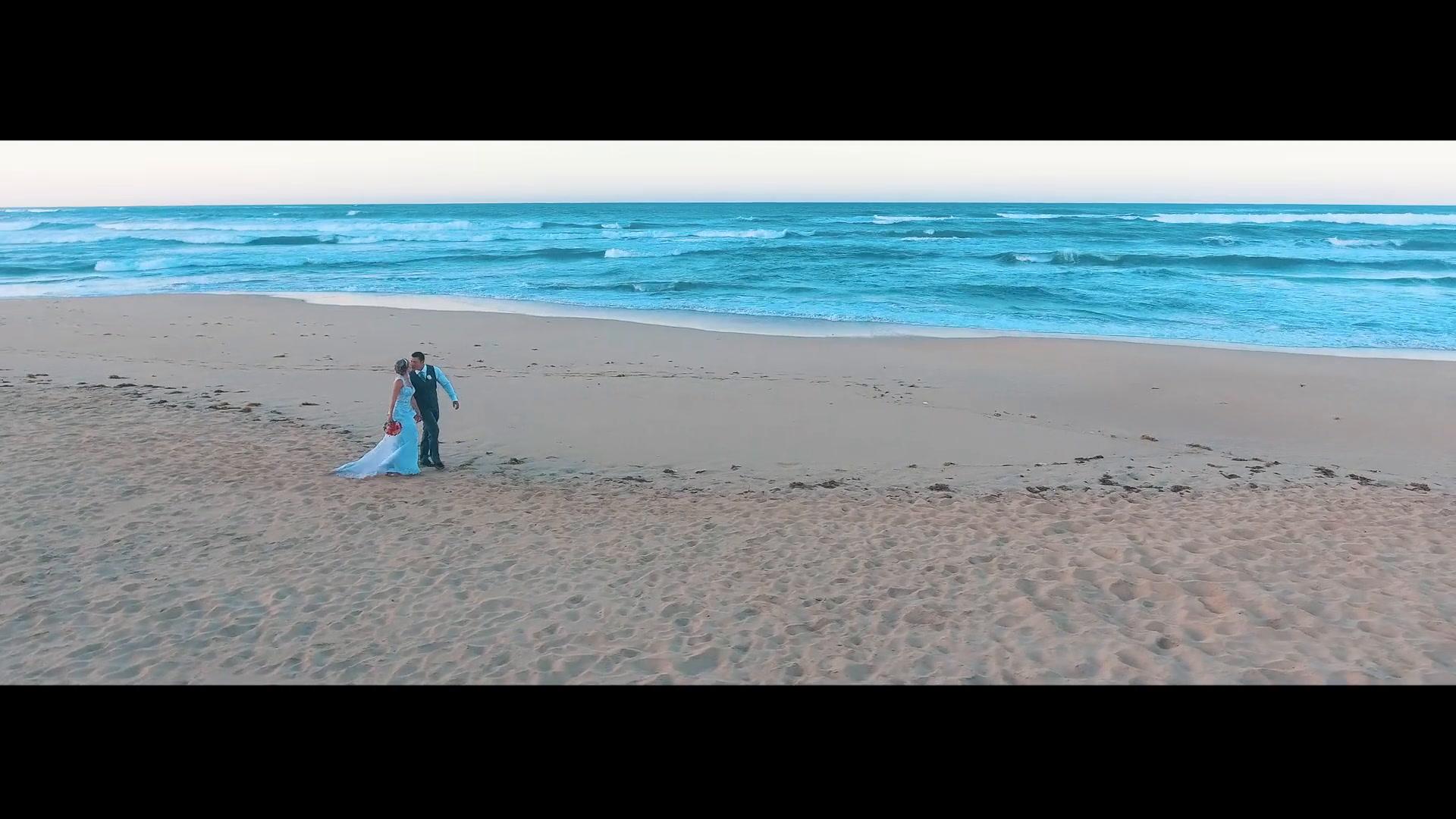 Jefrey + Nathalie   Punta Cana, Dominican Republic   a beach