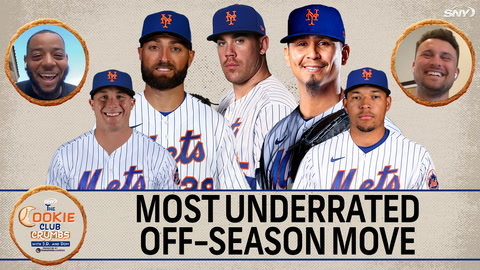 Cookie Club Crumbs: The Mets' most underrated offseason move