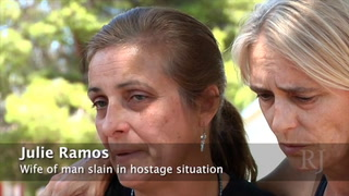 Wife of man slain in home invasion talks about what happened