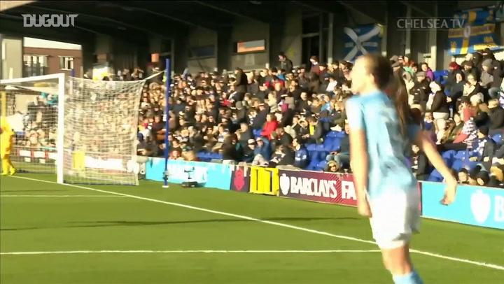 Quick-fire double sees Chelsea Women fight back vs Man City