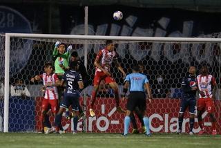 Motagua golea al Vida y se clasifica a semifinales del Clausura donde enfrentará al Real España