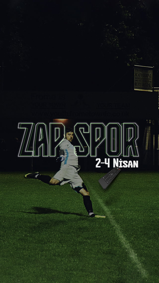 Zap Spor / 2-4 Nisan