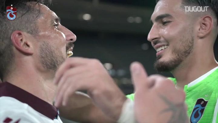 Trabzonspor fatura Copa da Turquia pela nona vez na história