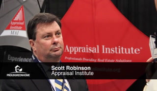 Appraisal Institute equipping members to value green homes