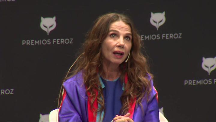Victoria Abril, premio Feroz de Honor 2021: