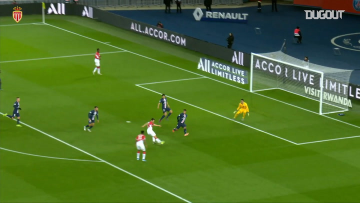 Wissam Ben Yedder's best five Ligue 1 goals of the 2019-20 season