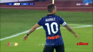 Error defensivo y golazo de Papu Gómez en la Serie A ¡lo mejor fue baile!
