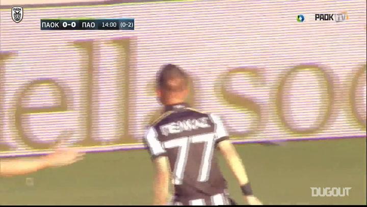 PAOK thrash Panathinaikos