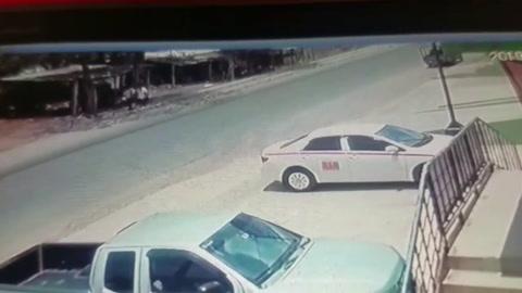 Menor muere atropellado en carretera a Jamastrán