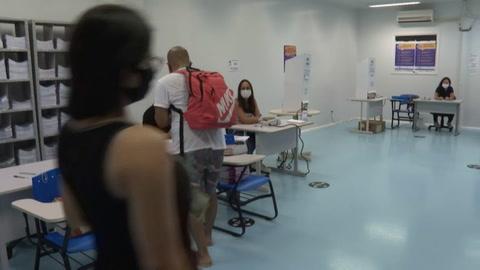 La centroderecha se impone en las elecciones municipales brasileñas