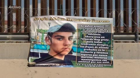 Madre de menor mexicano asesinado por guardia fronterizo de EEUU pide no abandonar caso