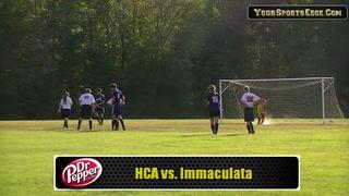 Highlight Reel - HCA 7 Immaculata 0