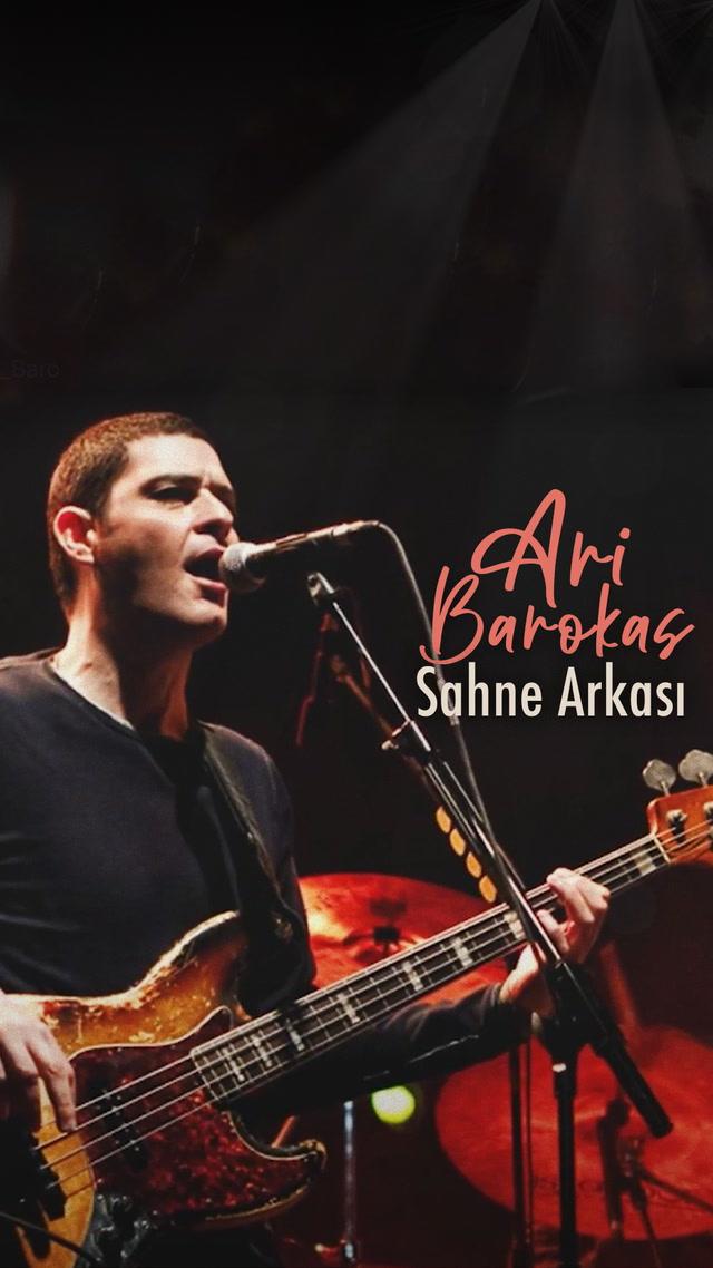 SAHNE Arkası - Ari Barokas