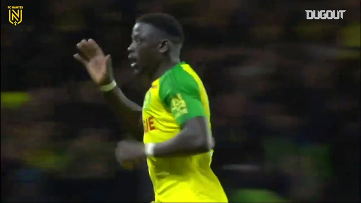 Abdoulaye Touré's best FC Nantes moments