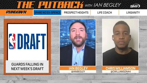 The Putback with Ian Begley: Doing our homework on some Knicks draft targets