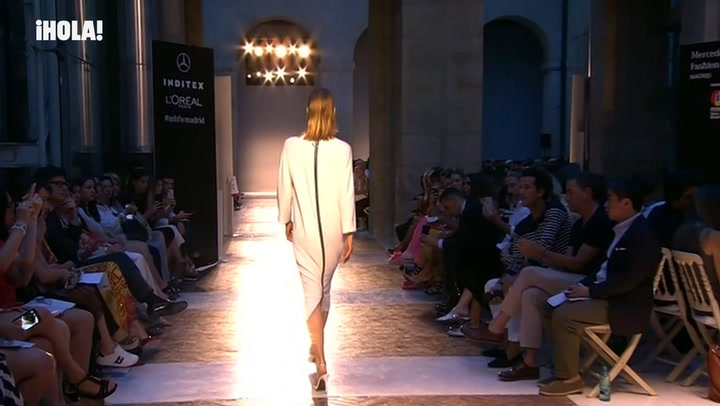 Fashion Week Madrid primavera-verano 2019: Juan Vidal