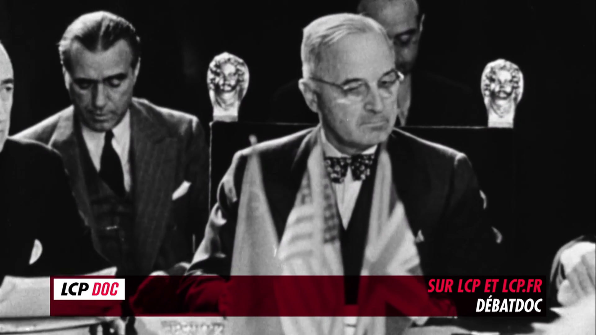 Les coulisses de l'histoire : Hiroshima, la défaite de Staline