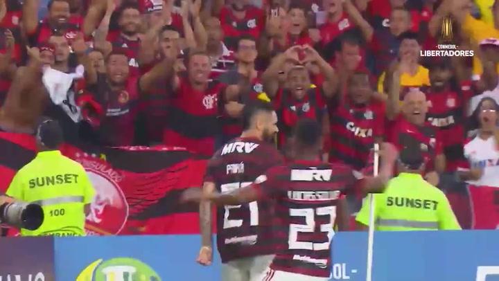 Flamengo gana su segunda Libertadores en una emocionante final ante River Plate