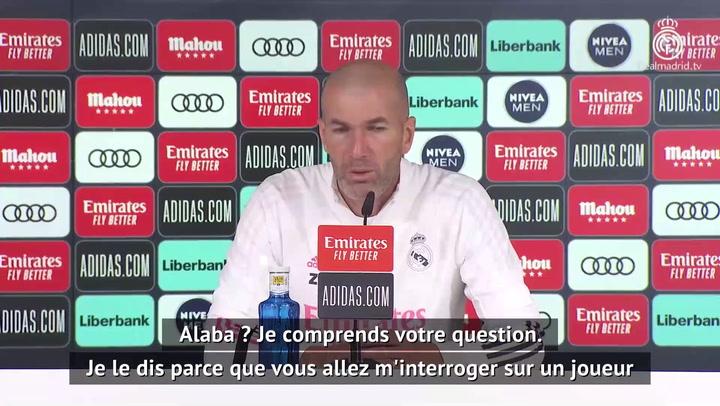 Transferts - Alaba au Real ? Zidane botte en touche