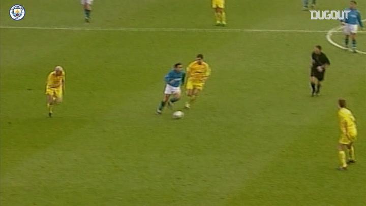 La última vez que el Manchester City ganó al Leeds en la Premier League