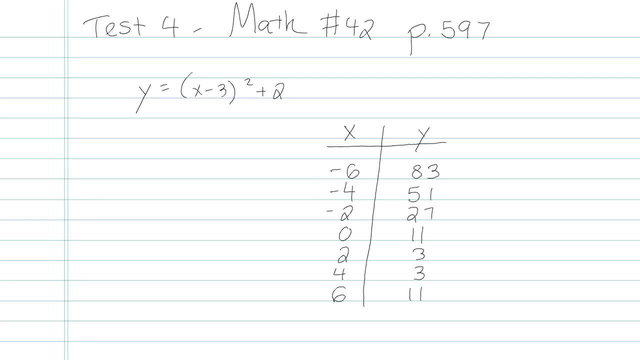 Test 4 - Math - Question 42