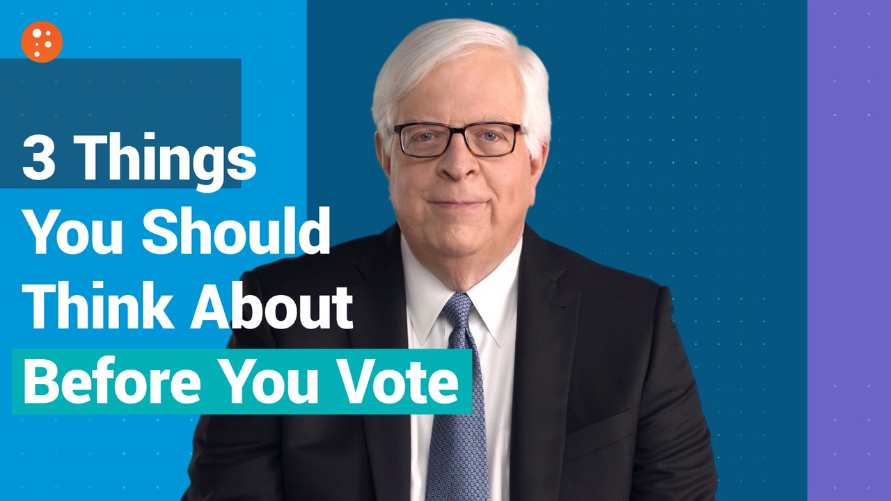 3 Things You Should Think About Before You Vote