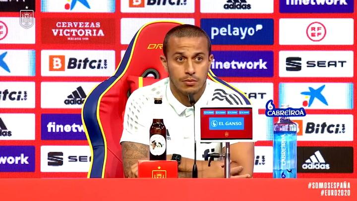 Thiago Alcántara: