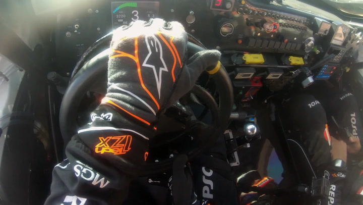 Isidre Esteve buscará su mejor resultado en el próximo Dakar