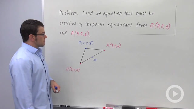 The Midpoint and Distance Formulas in 3D - Problem 3