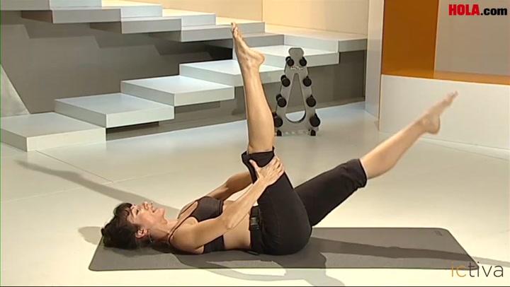 Ejercicios de calentamiento para Pilates