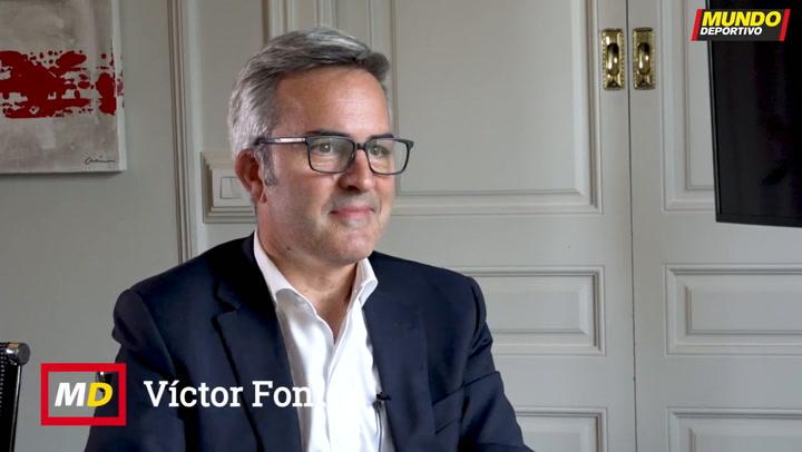 Entrevista a Víctor Font, precandidato a las elecciones del FC Barcelona