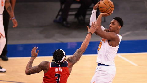 Who bet the over on Knicks wins before the season, and what comes next?